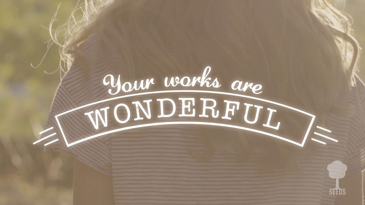 Wonderfully Made (Psalm 139:14)