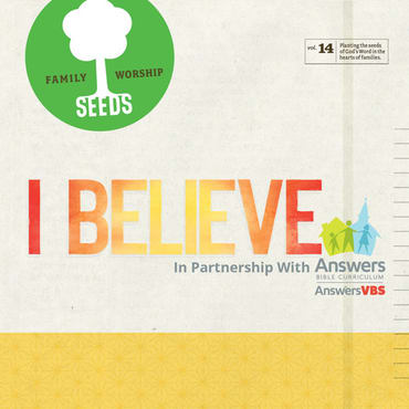I Believe Album Seeds Family Worship