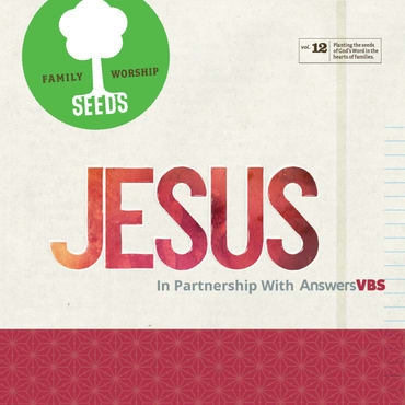 Jesus Album Seeds Family Worship