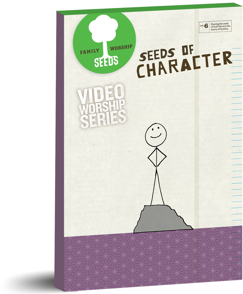 Seeds of Character DVD or Digital Download (Church)