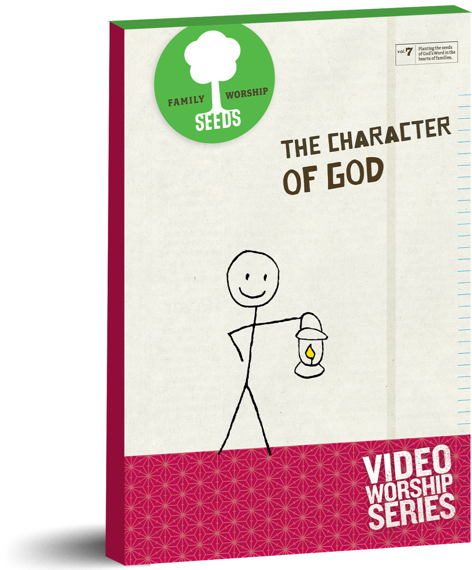 The Character of God DVD or Digital Download (Church)